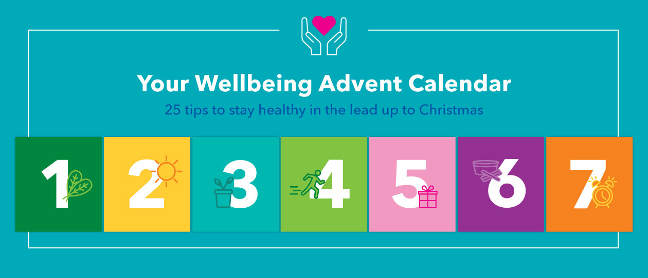 Your wellbeing advent calendar | Blackmores